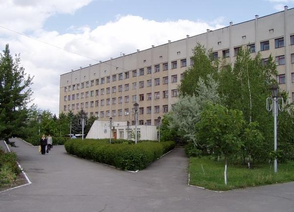 Городская больница №3 (Дубки)