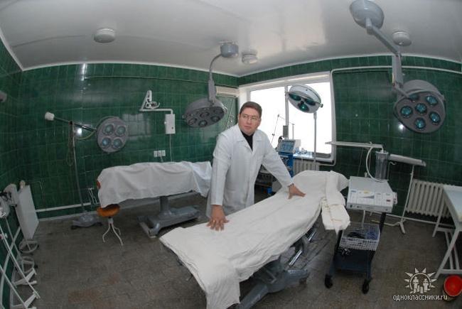 Главный врач одоевской больницы
