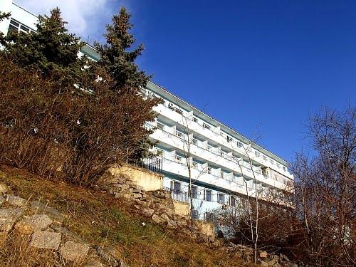 Больница МВД