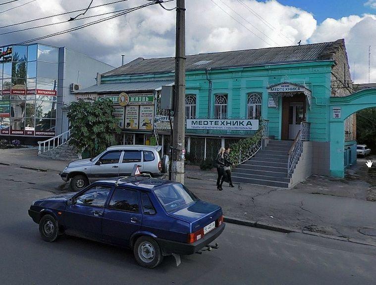 Медтехника (на Пушкинской)