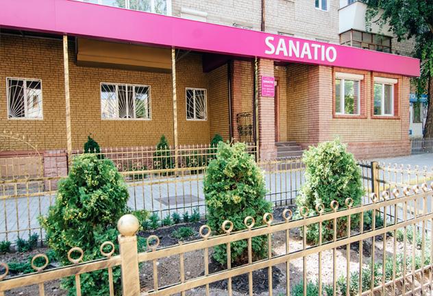 Медицинский центр Sanatio